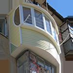 отделка балконов2
